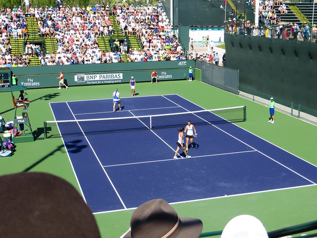 BNP Paribas Open Indian Wells March 2014