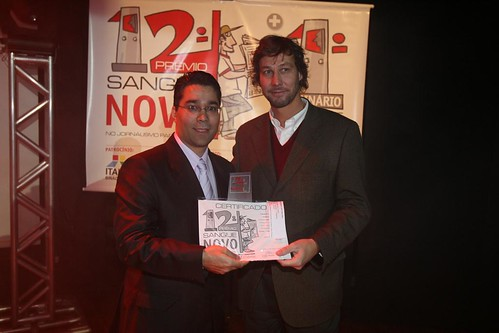 12º Prêmio Sangue Novo (2007)