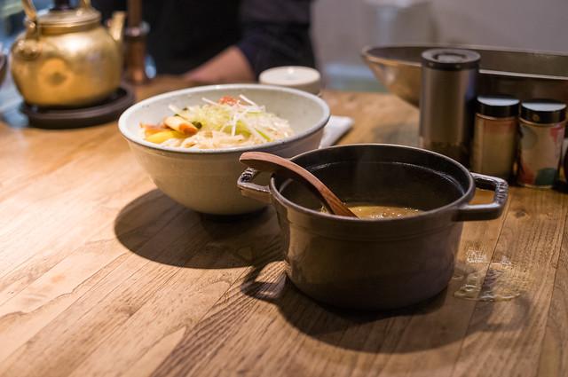 和醸良麺 すがり つけ麺