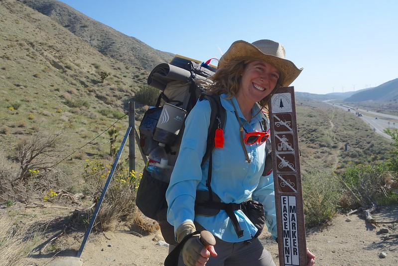 Katie - PCT Section Hiker