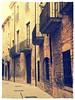 Un carrer de Banyoles