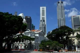 Singapore buildings, Singapura Singapore