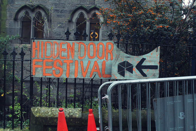 Hidden Door festival