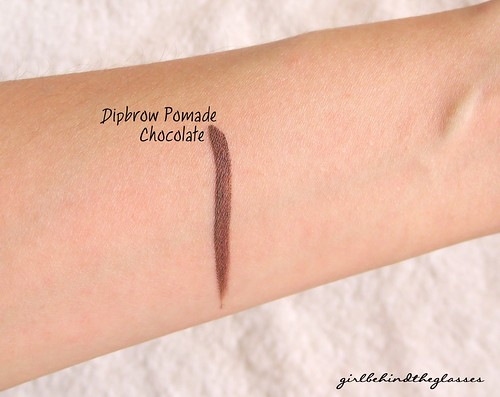 Anastasia Dipbrow Pomade Chocolate swatch