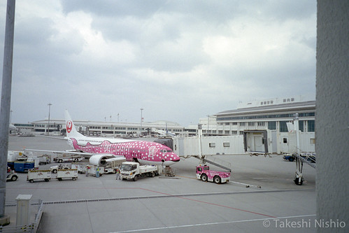 さくらジンベエ, トーイングカーと共に / Sakura-jinbe w/towing car