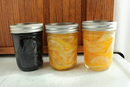 small batch preserving.
