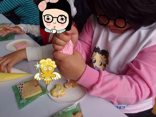 彩繪餅乾活動分享14