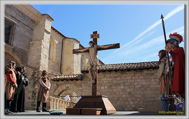 6 Via Crucis Semana Santa en Briviesca