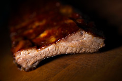 Oven Roasted Barbecue Baby Back Ribs