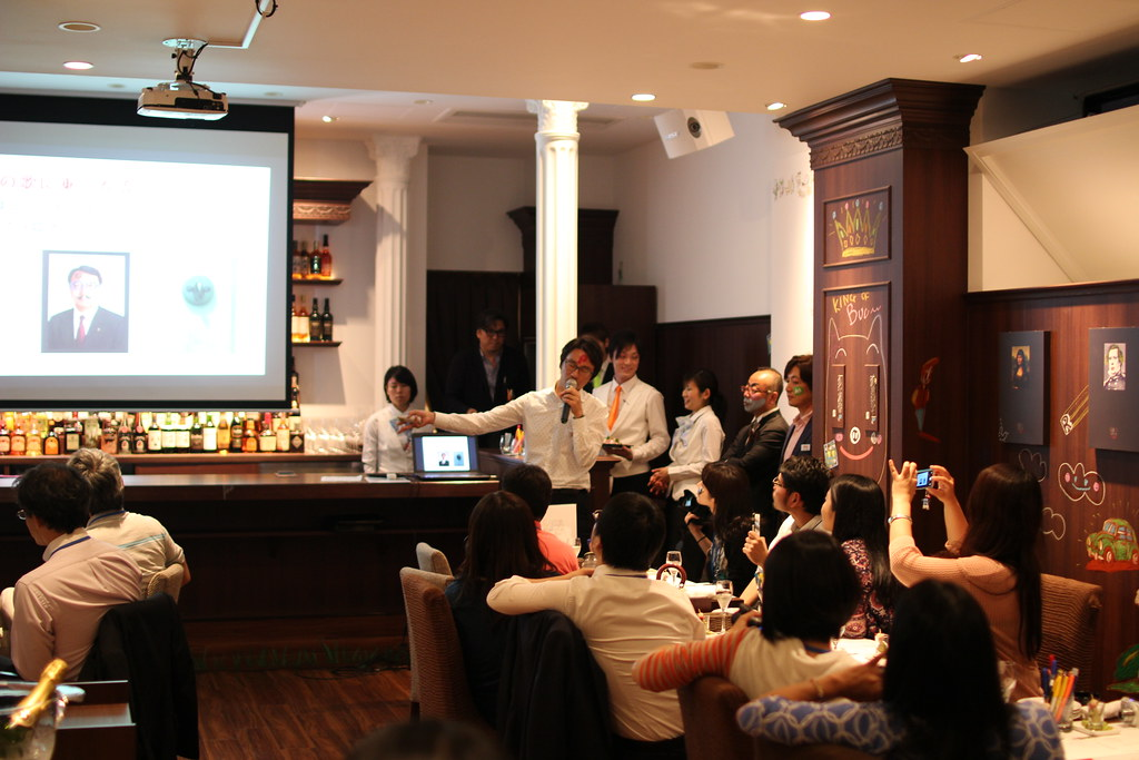 GINZA RAKUGAKI CAFE&BAR by PENTEL_24