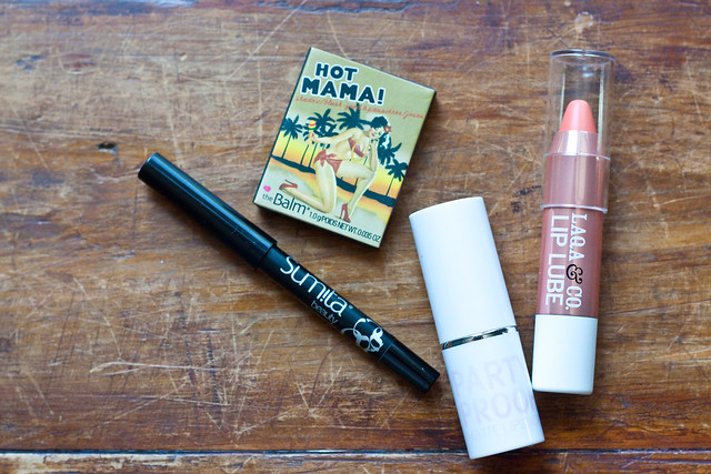 Best Birchbox Makeup Products