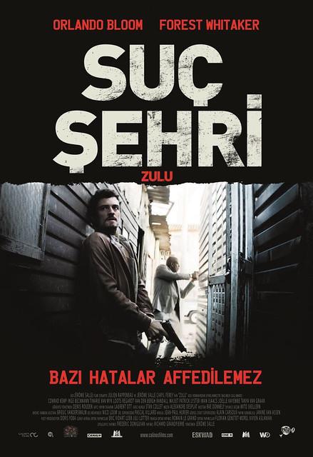 Suç Şehri - Zulu (2014)