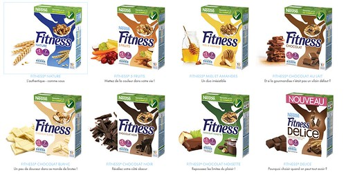 gamme fitness