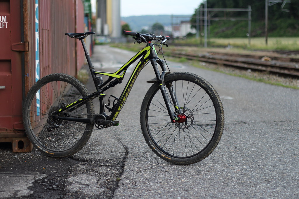 Specialized Camber Expert EVO 2014