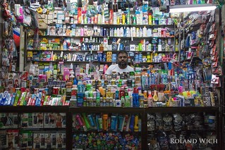 Yangon - Corner Shop