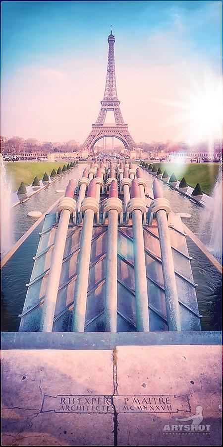 Paris-Trocadéro