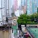 Sheung Wan apartment view by Premshree Pillai