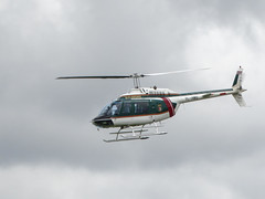 aircraft, aviation, helicopter rotor, helicopter, vehicle, bell 206, flight,