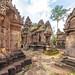 Angkor complex : Banteay Srey temple #24 by foto_morgana
