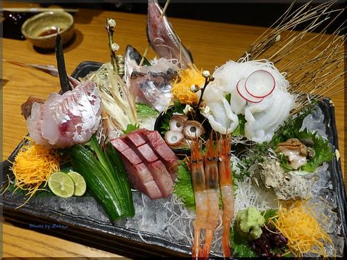 Photo:2017-03-03_T@ka.の食べ飲み歩きメモ(ブログ版)_新潟の食と酒の美味しいどころを個室で楽しむ【新宿】いかの墨_03 By:logtaka