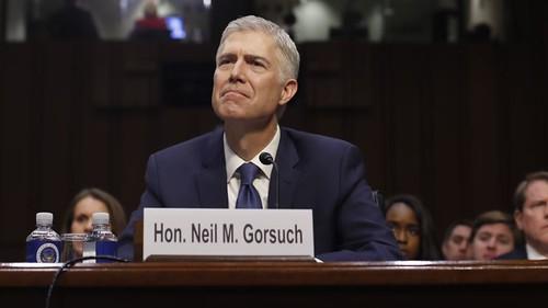 Calon Hakim Agung AS Beri Kesaksian di Depan Panel Senat