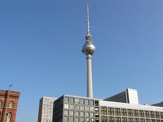Torre de la televisión de Berlín