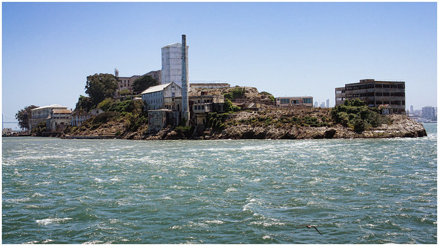 Alcatraz, The Rock