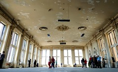 Urban Decay ....'Lost' Elegance Of Crystal Ballroom .... King Edward Hotel, Toronto, Ontario