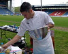 Chef Colin Mcgurran BBQ demo - 2