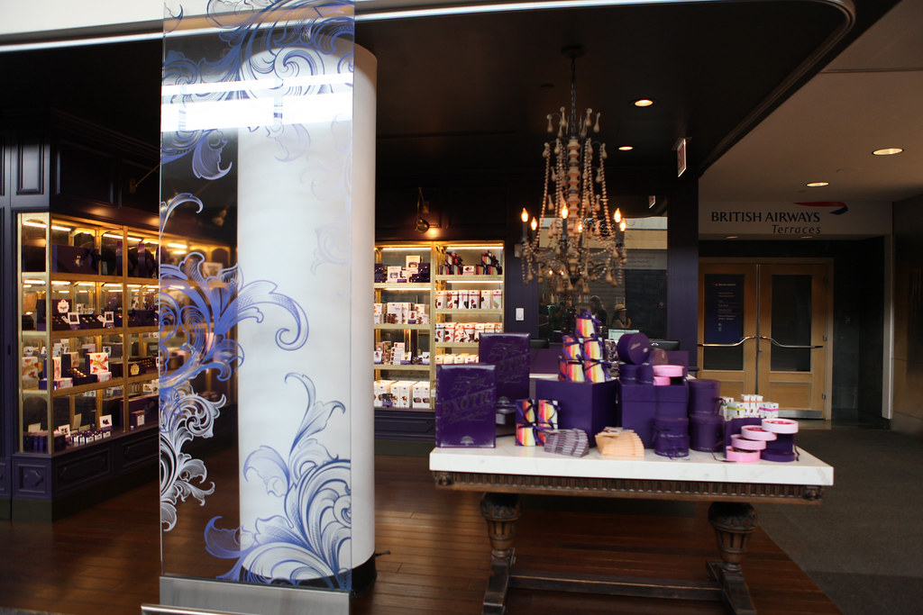 Vosges Chocolate Factory Tour