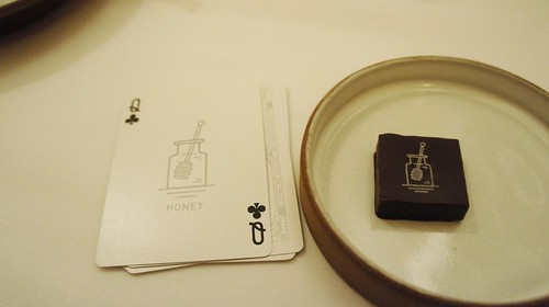 Card Trick Chocolate