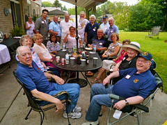 2013 International Police Association - IPA Region 2 Toronto BBQ in Palgrave, Ontario