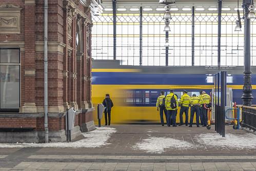 Politie Station Hollands Spoor