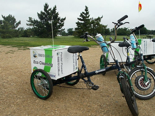 Eco Cleaner Bike