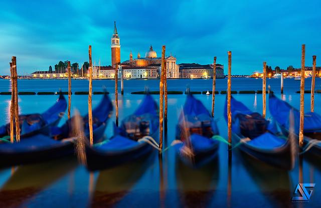 Venise / sunset