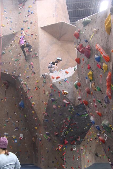 AHG Rock Climbing