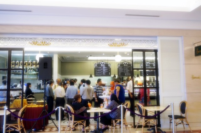 KLCC harrods cafe - tea, scones, sandwiches, cakes-004