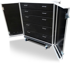 Flight Case with Drawers