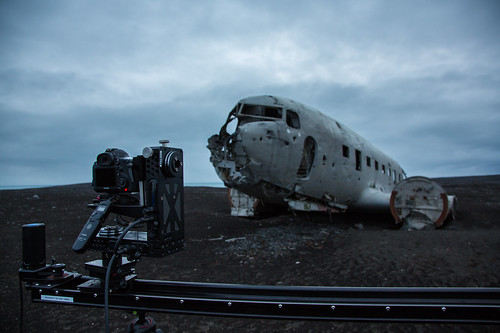 Plane Wreck CineDrive