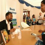 Ben Okri book signing |