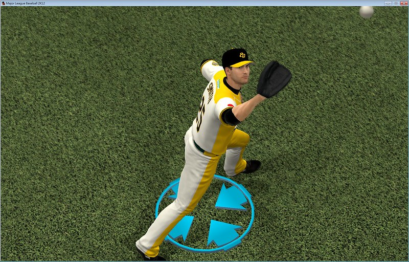 MLB 2k12 兄弟象球衣改(主場)