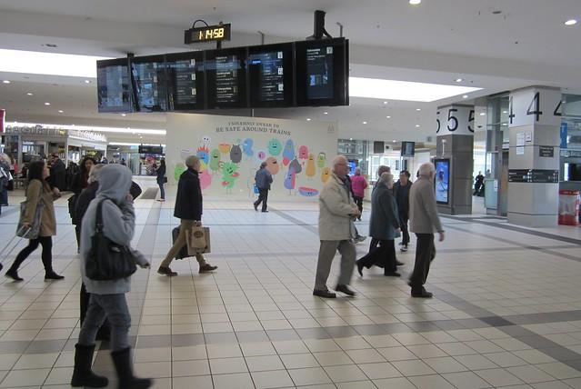 Concourse, Flinders Street Station