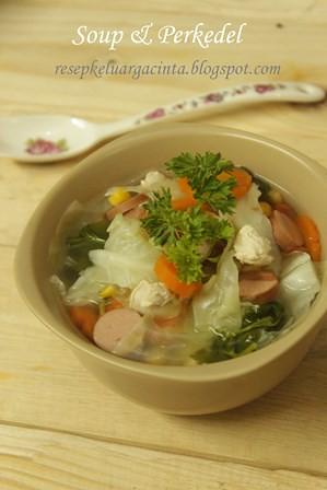 Soup perkedel (48)