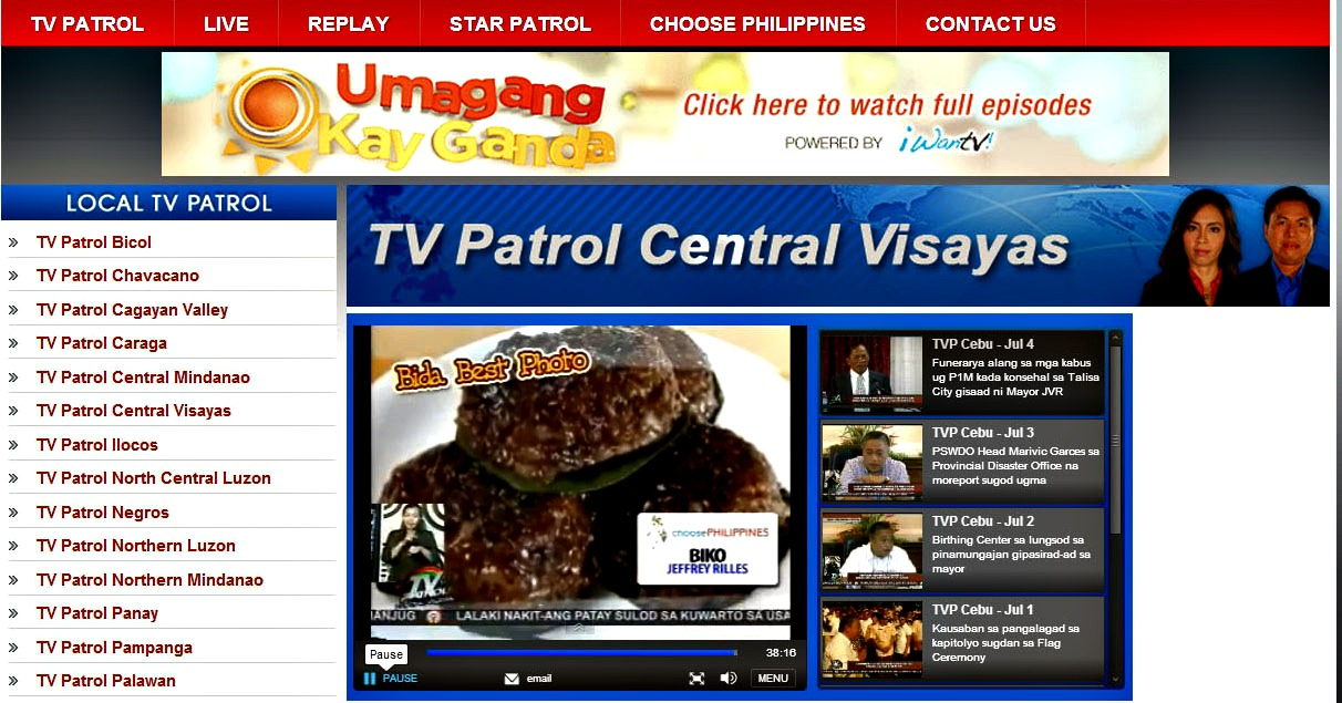 Tv Patrol Cebu