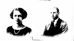 Hope Williams Read and R. Bartow Read 1922