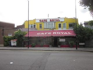 Picture of Cafe Royal, NW10 7RE