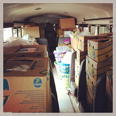 The Bus is Stuffed! #cha #liveunited