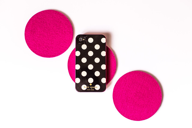 Blogged: Feeling dotty and bold