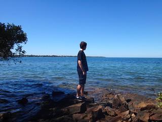 Fish Trap, Sandstone Point