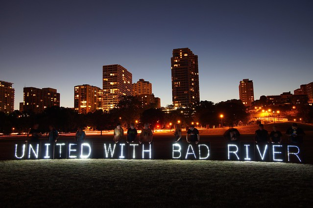 United With Bad River 3